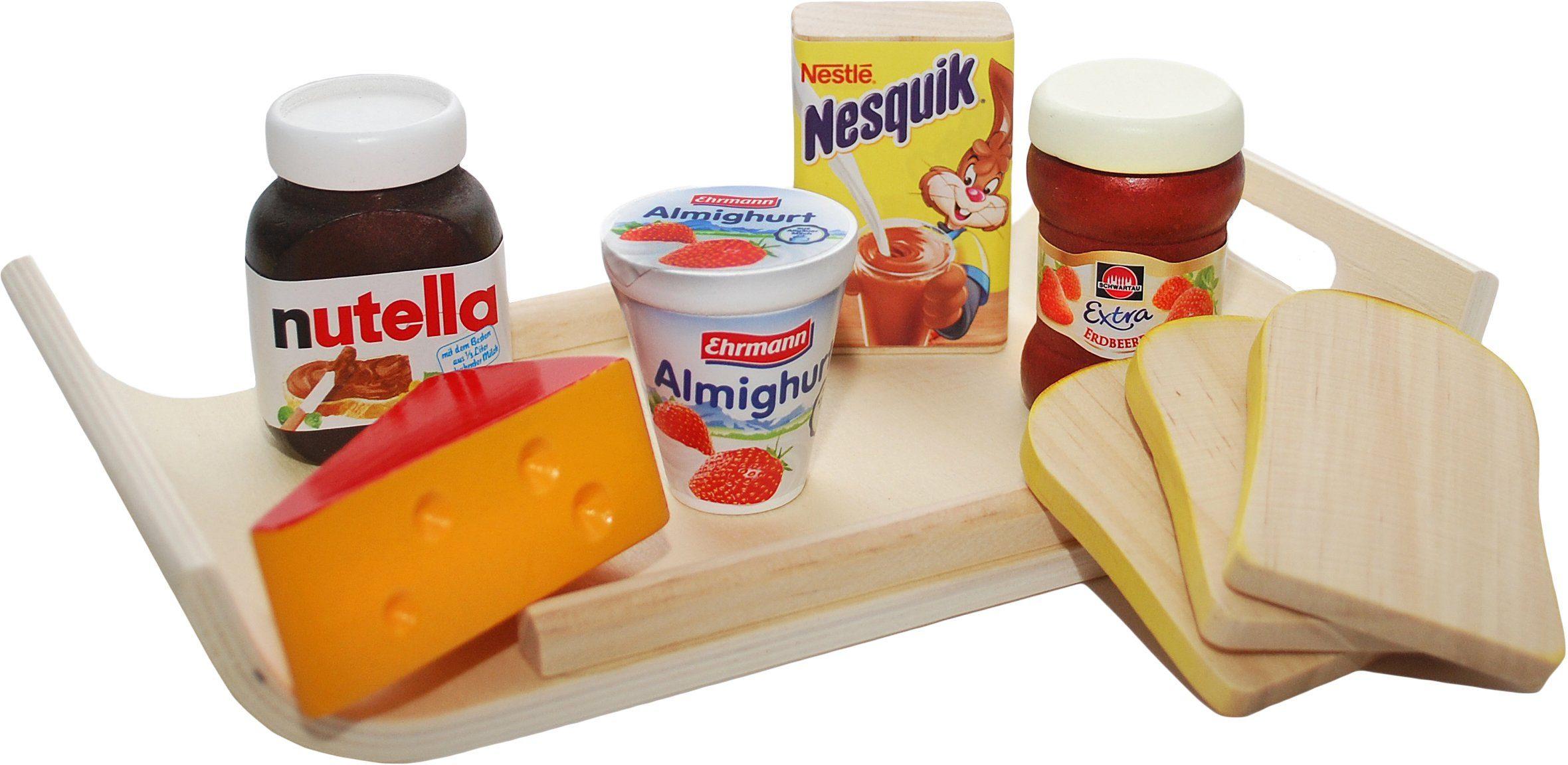 Tanner Spiellebensmittel, »Frühstückstablett«
