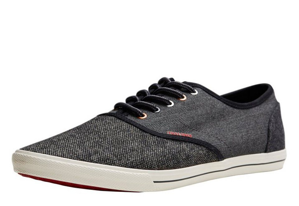 Jack & Jones Leichte Sneaker in Anthracite