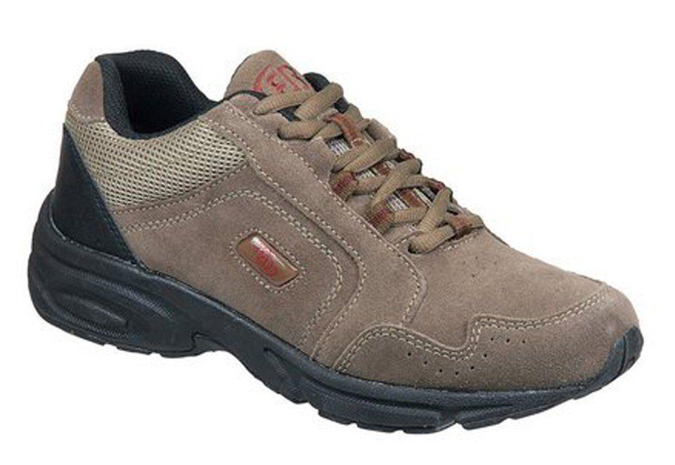 Brütting Nordic Walking Schuh zum Schnüren mit Geldämpfungssystem CIRCLE online kaufen  BRAUN#ft5_slash#BORDEAUX#ft5_slash#SCHWARZ