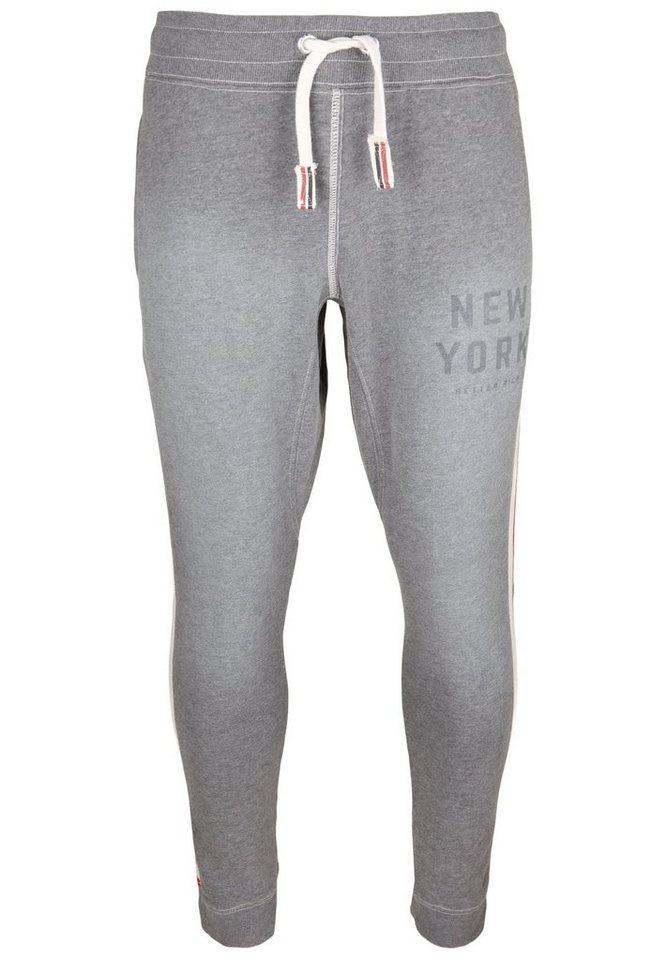 Better Rich Sweathose »PANT NEW YORK« in dark marl