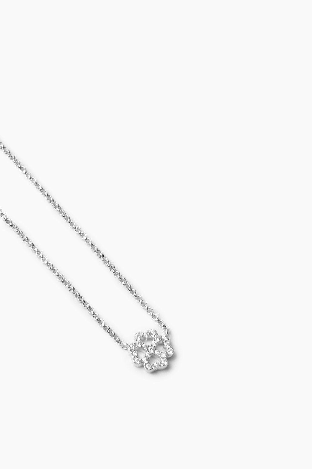 ESPRIT CASUAL Kette aus Sterling Silber und Zirkonia