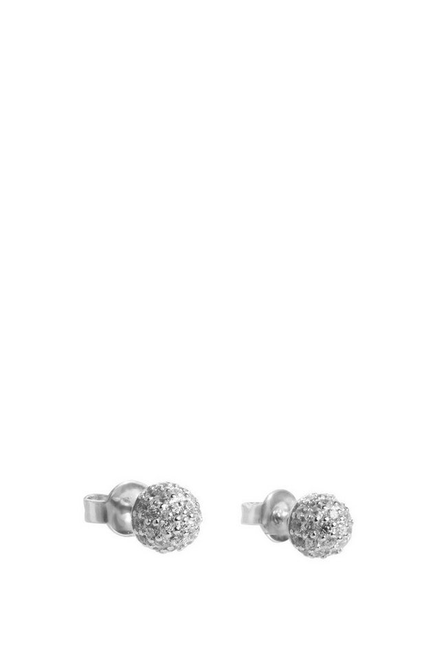 ESPRIT CASUAL 925 Sterling Silber / Zirkonia Ohrringe in one colour