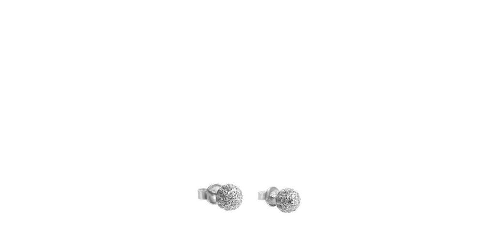 ESPRIT CASUAL 925 Sterling Silber / Zirkonia Ohrringe