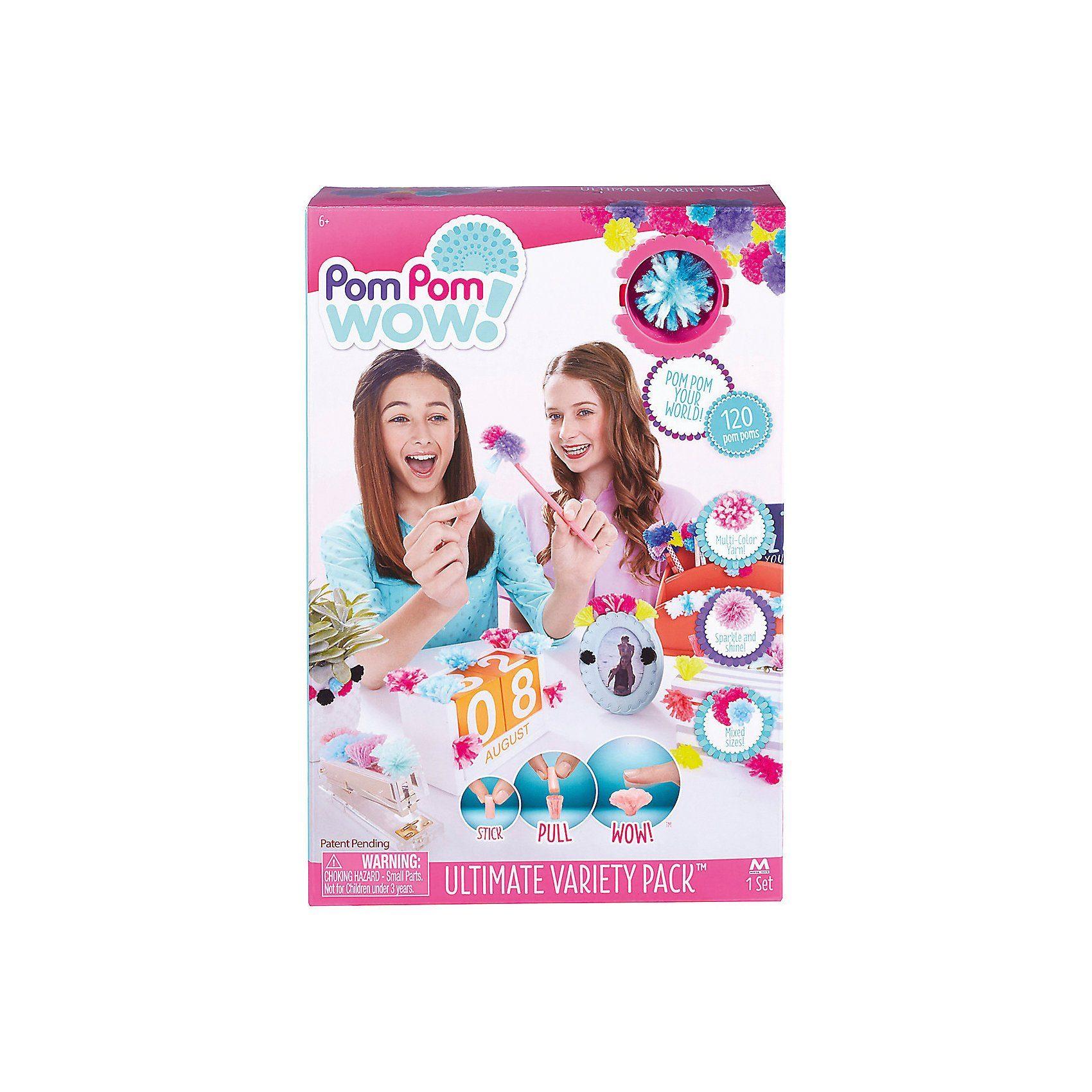Pom Pom Wow - Ultimate Variety Pack