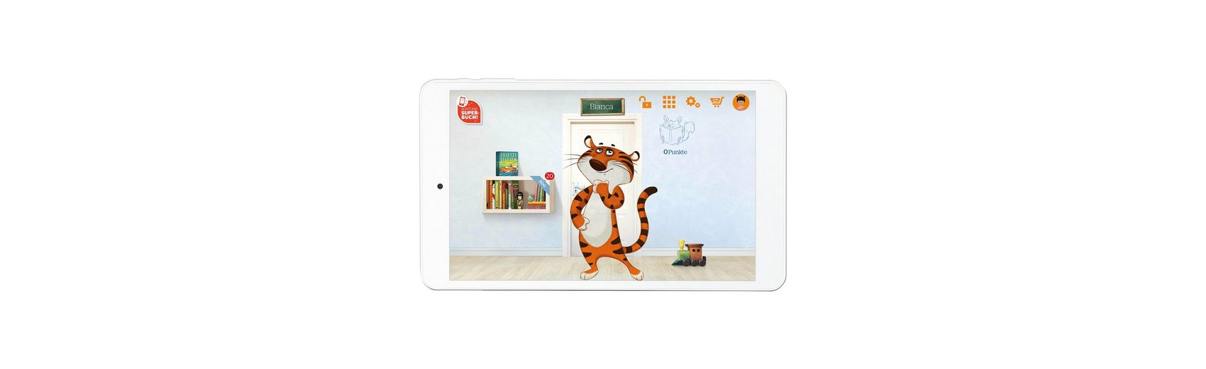 TigerTab Kindertablet