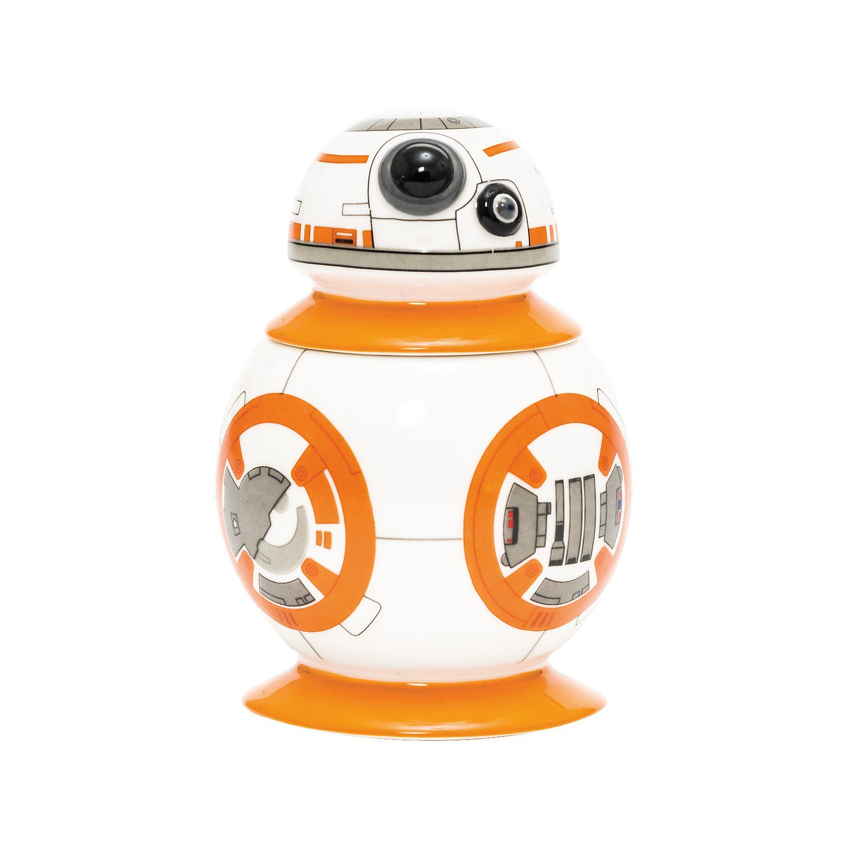 JOY TOY Eierbecher Kermaik BB-8