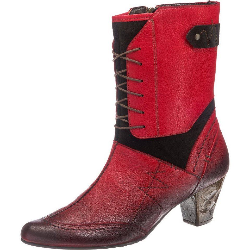 Maciejka Stiefel in rot