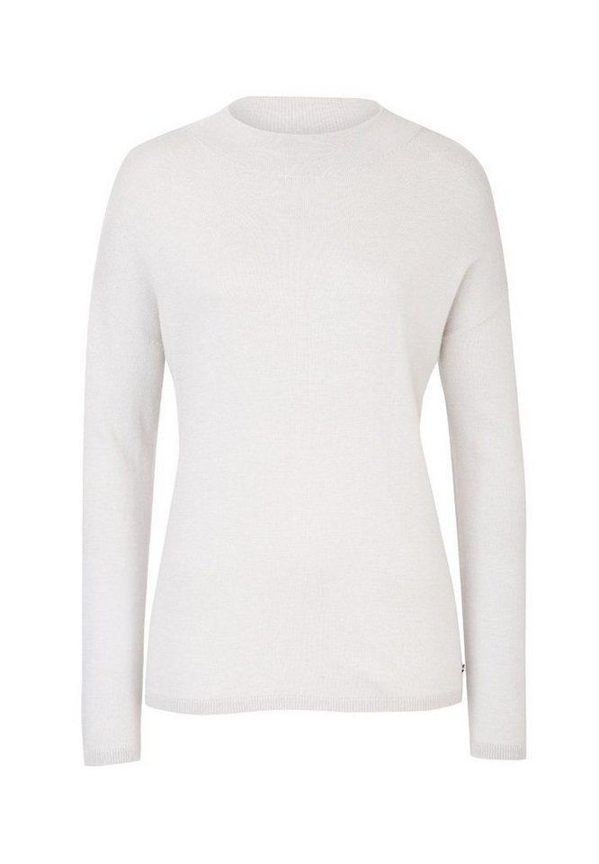 BRAX Pullover »LENA« in STONE GREY