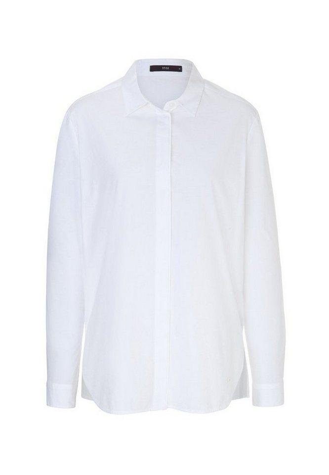 BRAX Bluse »VICTORIA« in WHITE