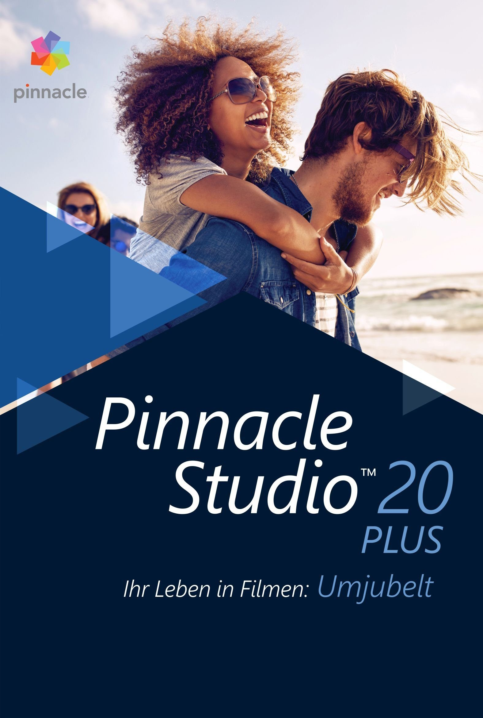 COREL Videobearbeitungssoftware »Pinnacle Studio 20 Plus«