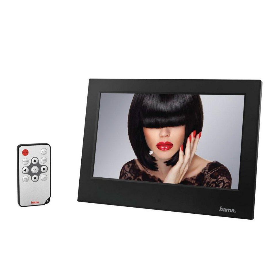 Hama Digitaler Bilderrahmen 17,78 cm (7 Zoll) 16:9 LED Display »SD ...