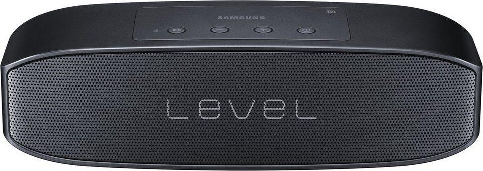 Samsung Lautsprecher »Level Box Pro« in Schwarz