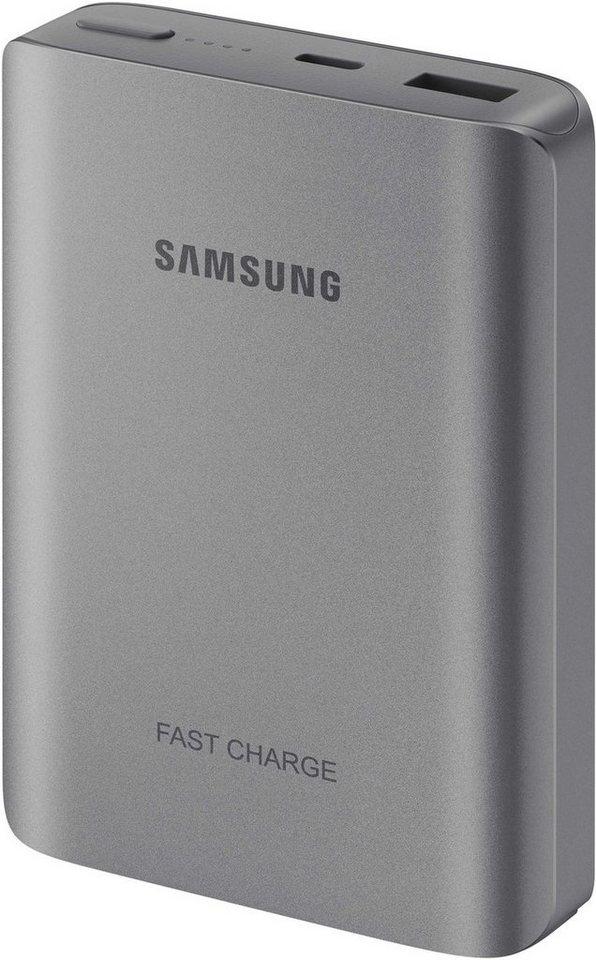 Samsung Lader »Externer Akkupack EB-PN930, 10.200 mAh« in Grau