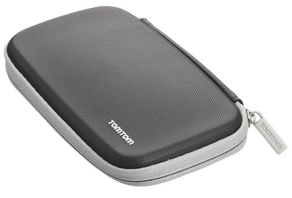 TomTom Tasche »Classic Carry Case« in Schwarz-Grau