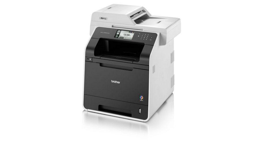 Brother Farblaser-Multifunktionsdrucker »MFC-L8850CDW 4in1 Multifunktionsdrucker«