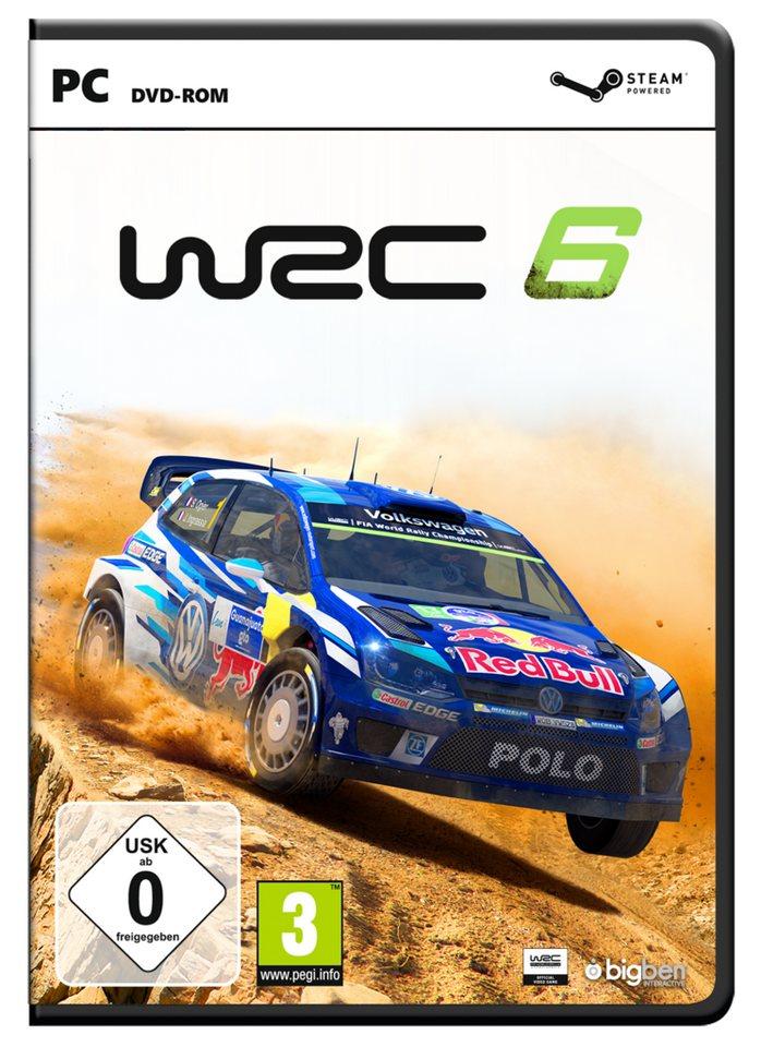 BIGBEN WRC 6 »(PC)«