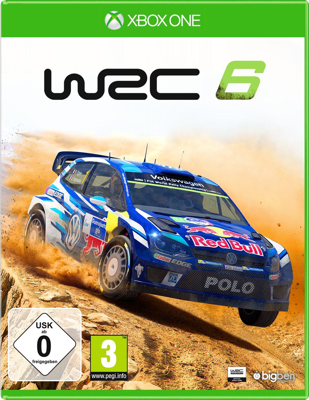BIGBEN WRC 6 »XBox One«