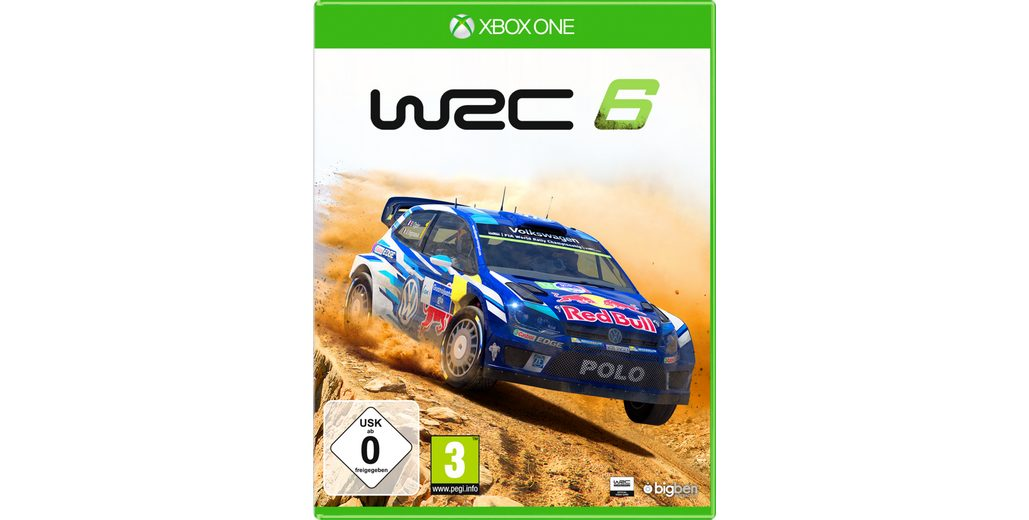 BIGBEN WRC 6 »(XOne)«