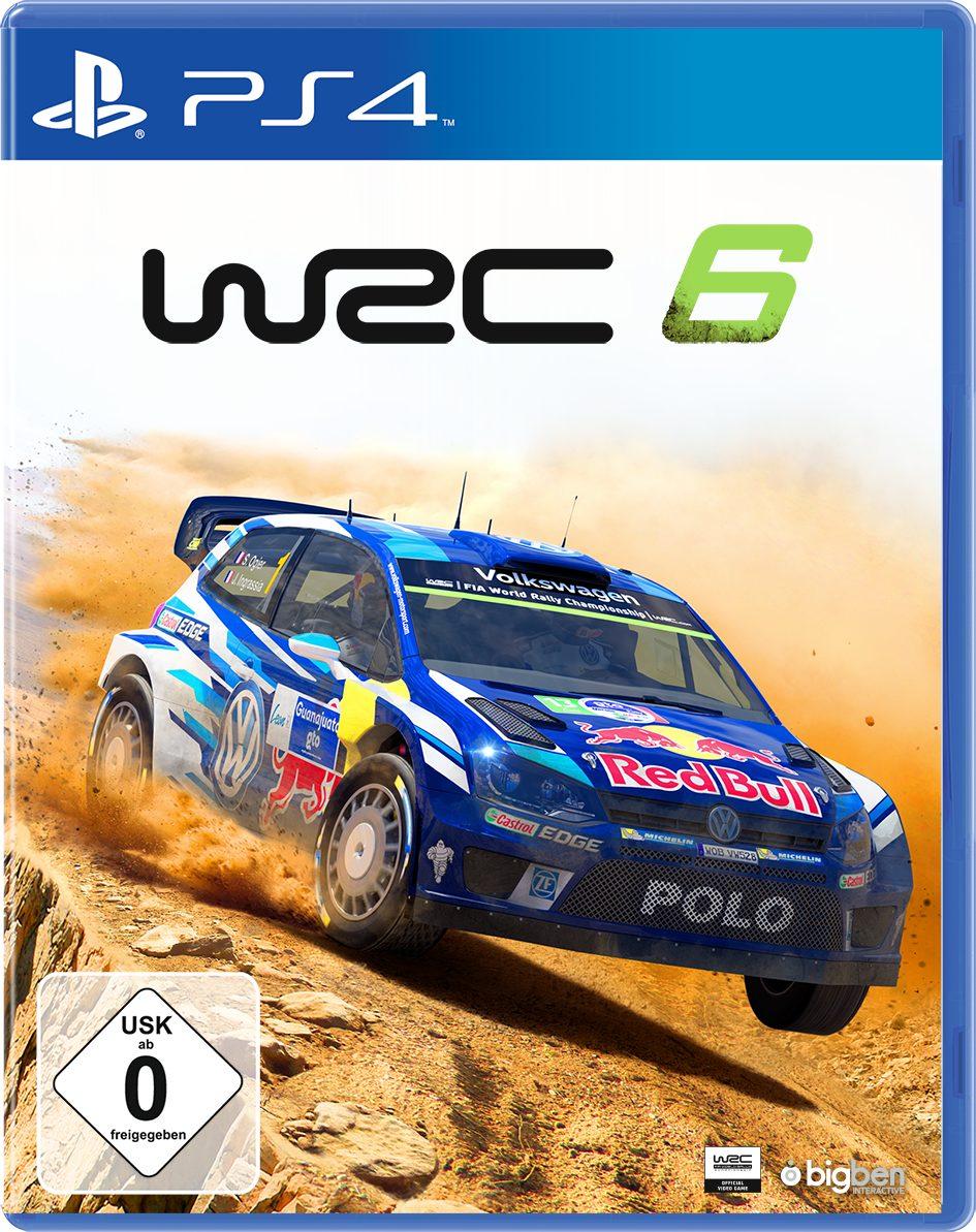 BIGBEN WRC 6 »(PS4)«