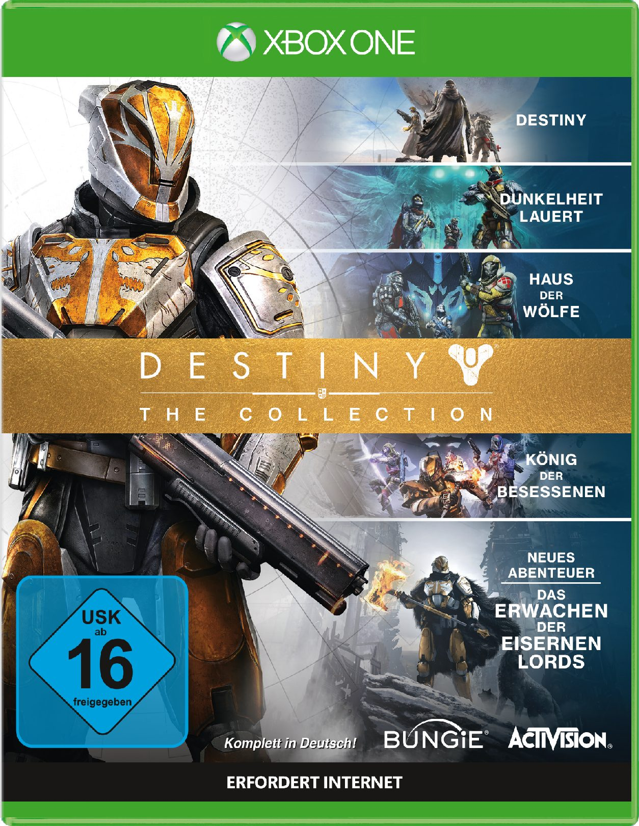 ACTIVISION BLIZZARD Destiny - The Collection »XBox One«
