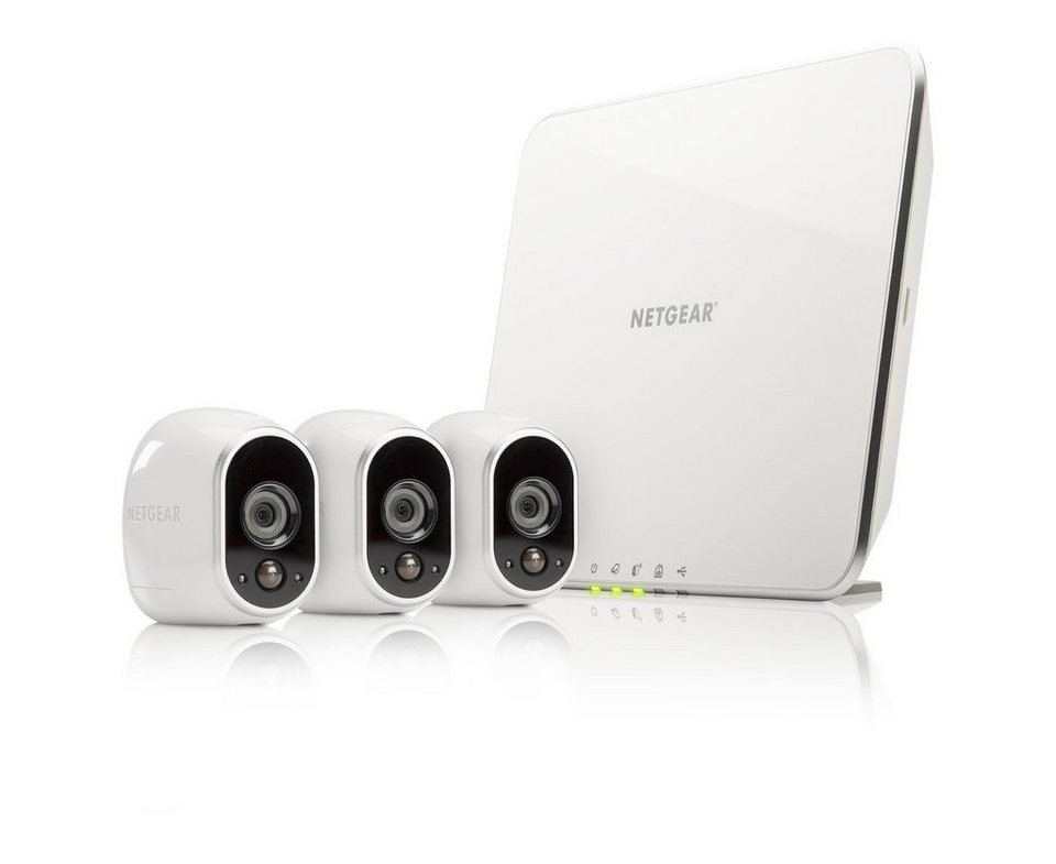 netgear berwachungskamera vms3330 arlo smart home 3hd camera online kaufen otto. Black Bedroom Furniture Sets. Home Design Ideas