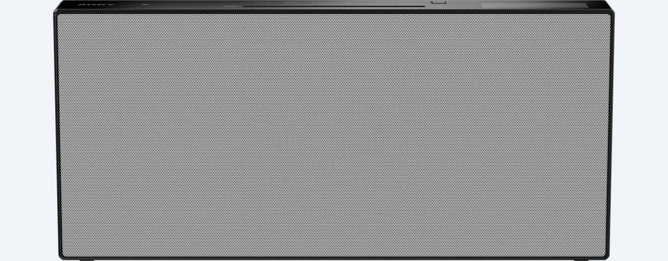Sony Microsystem »CMT-X7CD« in grau
