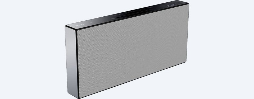 Sony Microsystem »CMT-X5CDB« in weiss