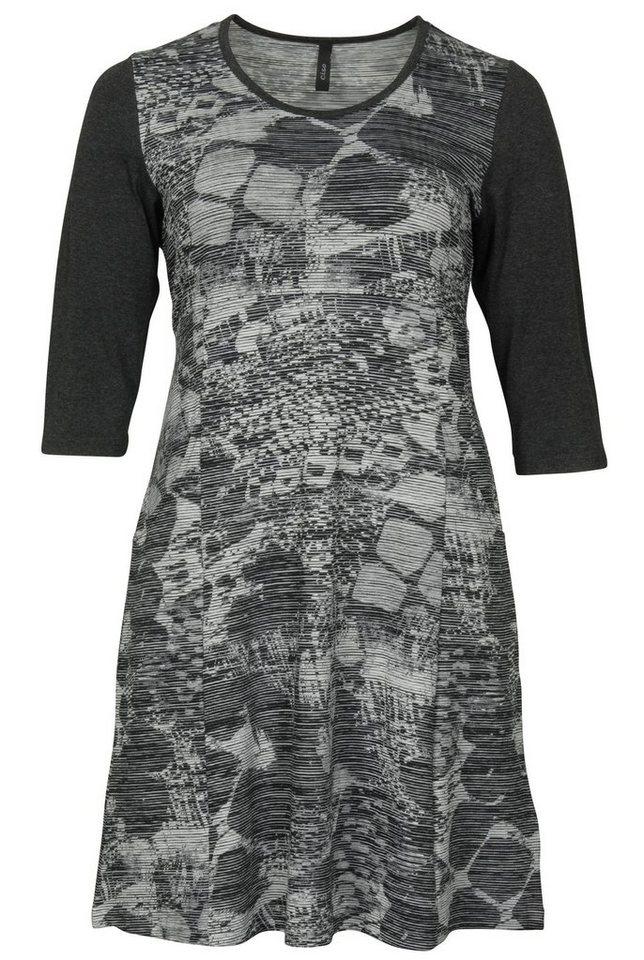 Ciso Jerseykleid in grey