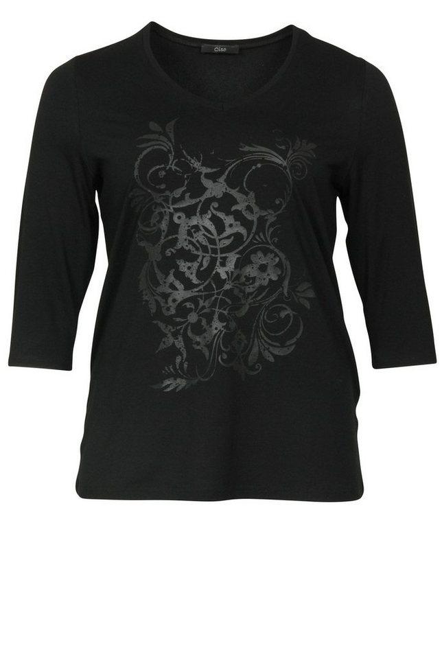 Ciso T-Shirt in schwarz