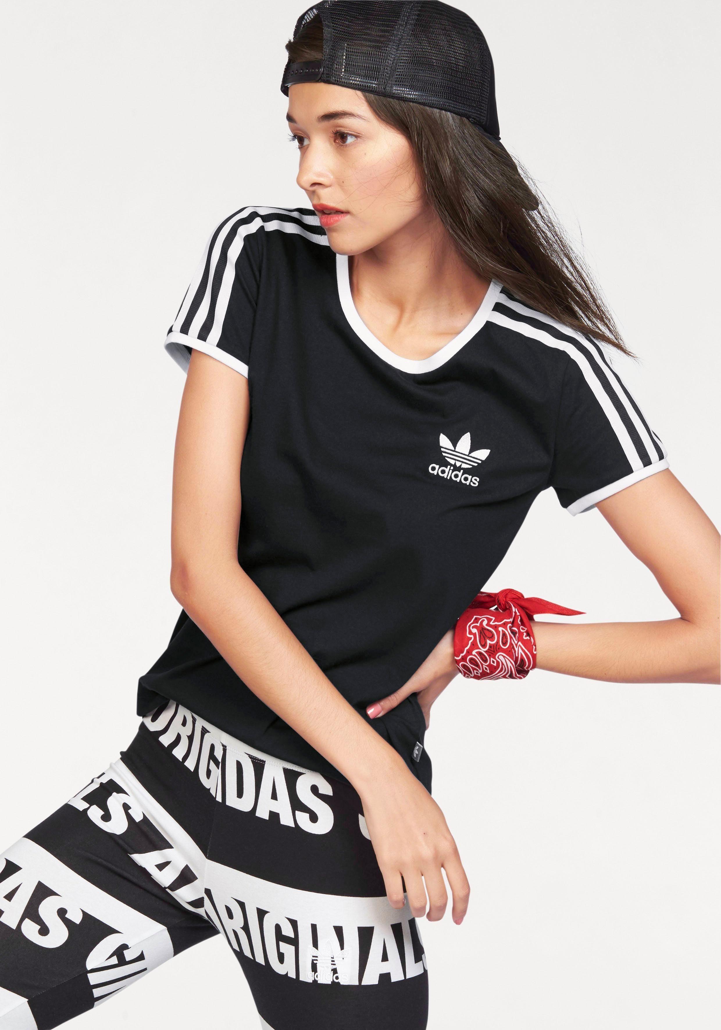 adidas damen sport shirt