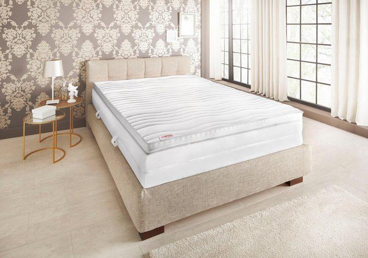 Topper »Schlaf-Gut Luxus TKS«, Schlaf-Gut, 7 cm hoch, Raumgewicht: 35, Kaltschaum, Hohenstein geprüft