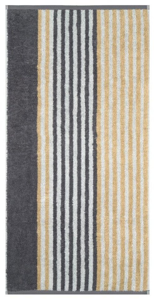 Handtücher, Egeria, »Mino«, mit Streifen Muster in grau