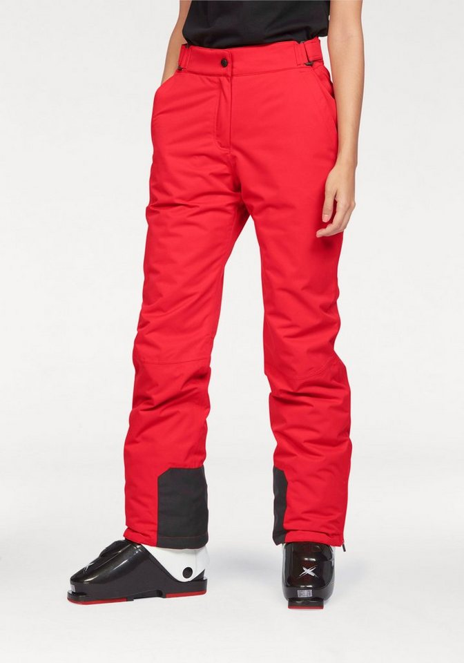 Maier Sports Skihose in rot