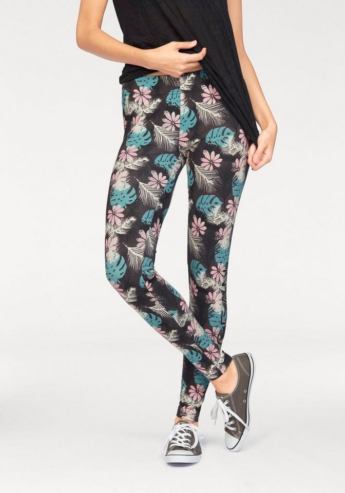 Ocean Sportswear Leggings in grau