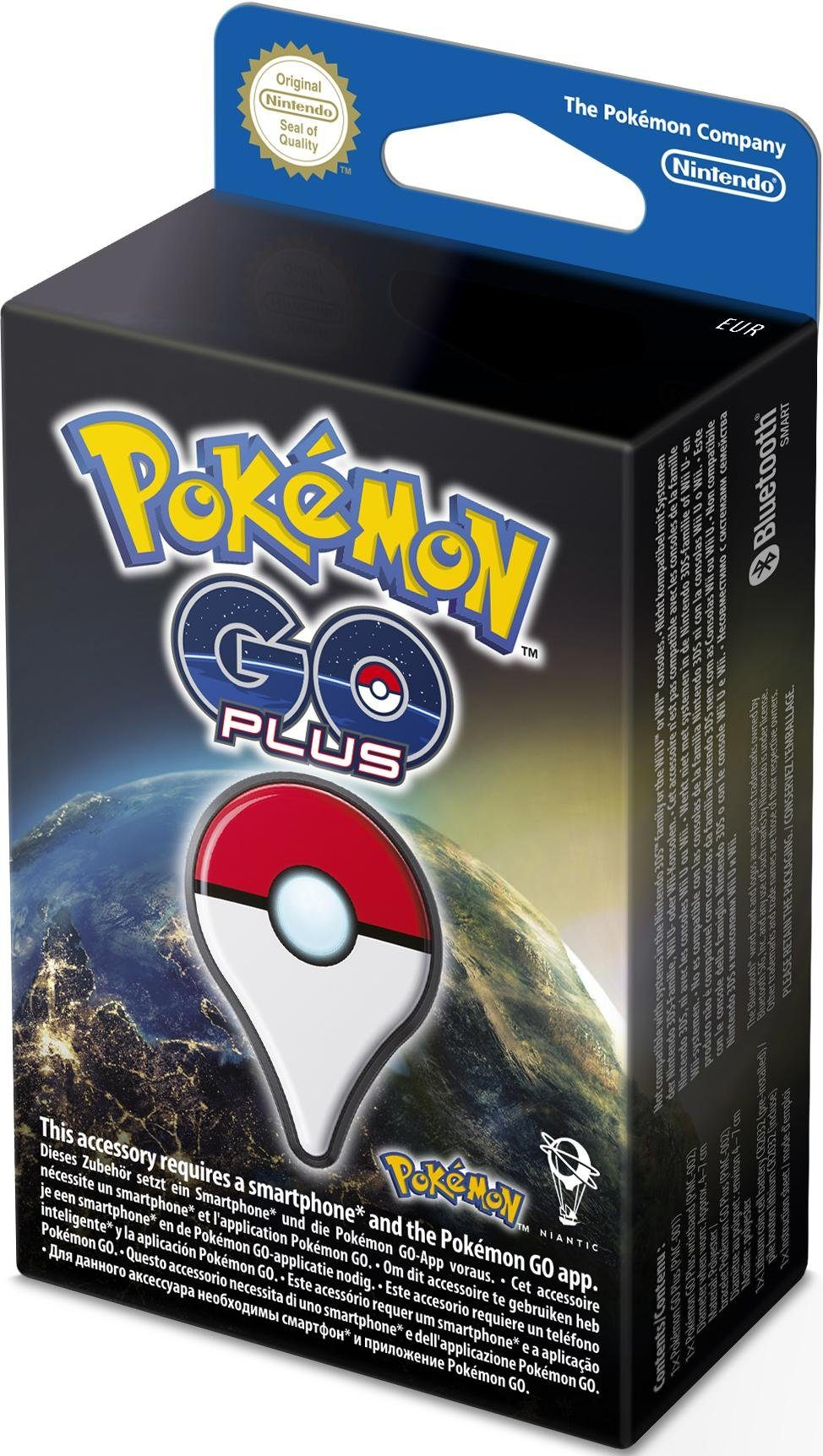 Nintendo 3DS Pokémon GO Plus