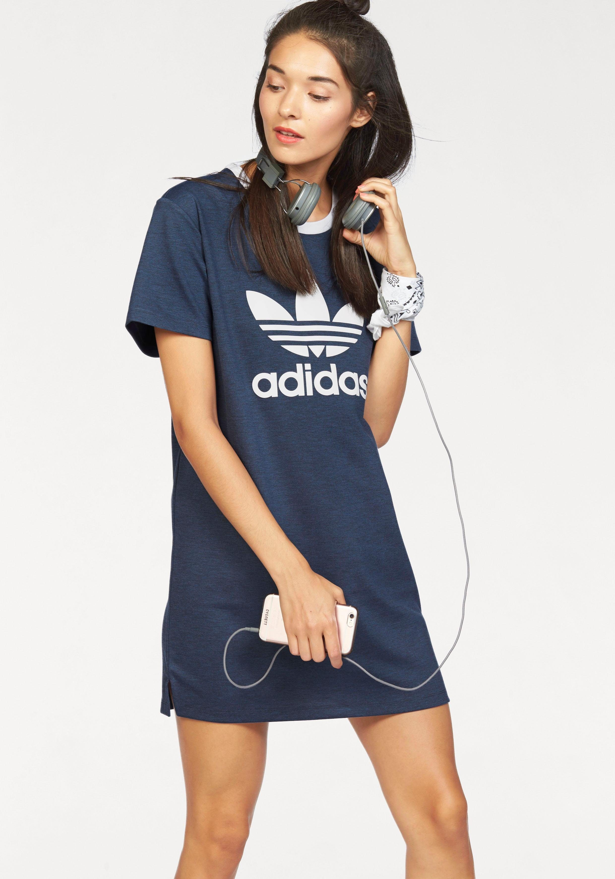 adidas t-shirt kleid