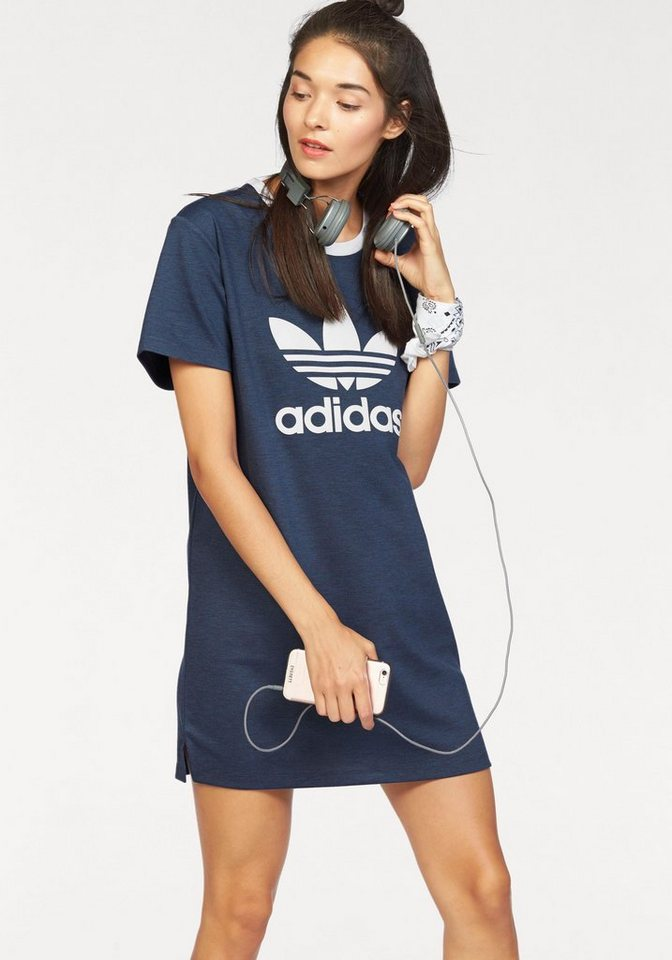 adidas Originals Shirtkleid »TEE DRESS« in marine