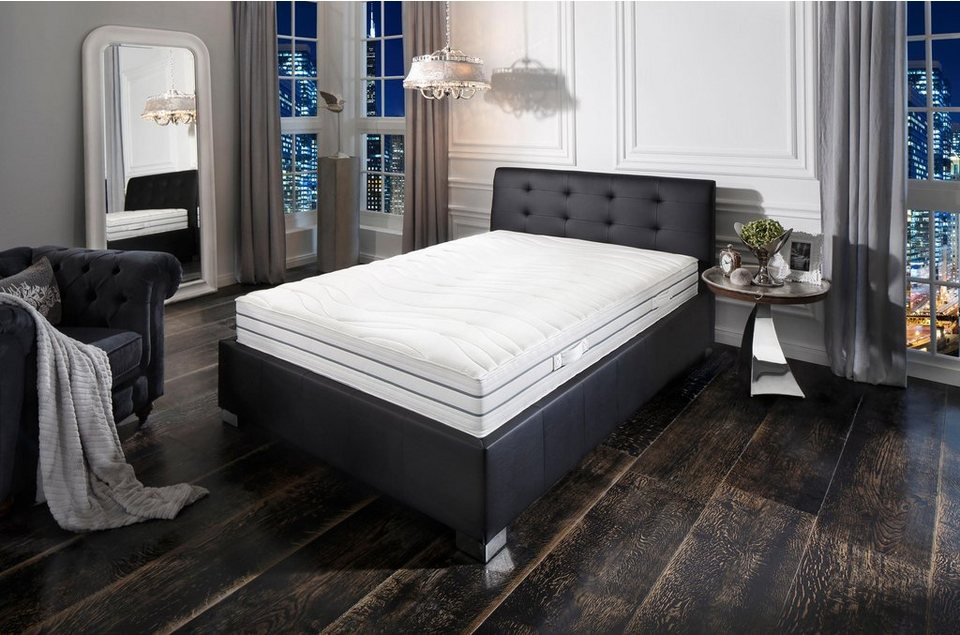 Komfortschaummatratze, »Prestige De Luxe 23 S - Premium-Natur«, Schlafgut