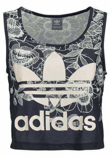 adidas Originals Tanktop FLORIDO LOOSE CROP TANK