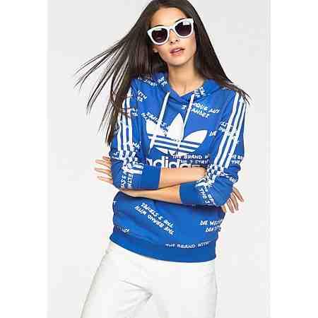 adidas Originals Kapuzensweatshirt »SLIM HOODIE«