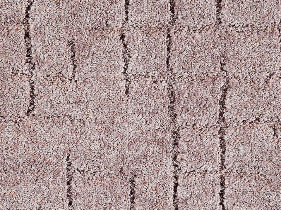 Teppichboden »Kane«, Breite 400 cm in schlammfarben