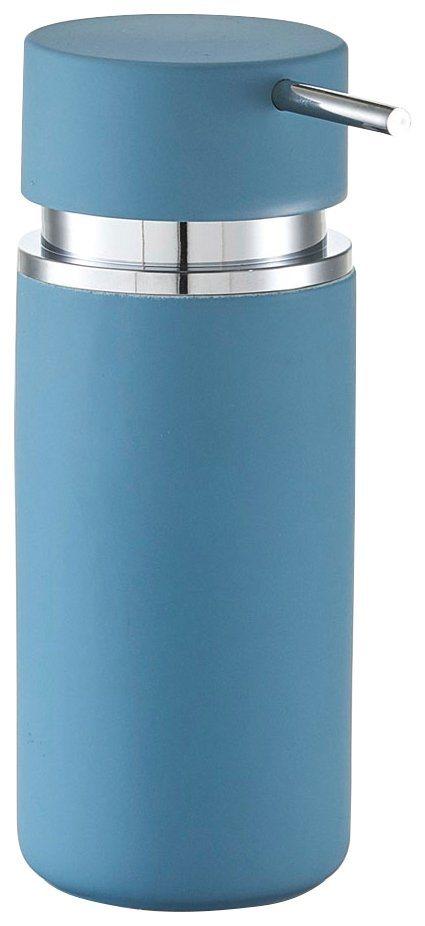 Seifenspender »Rubber« in blau
