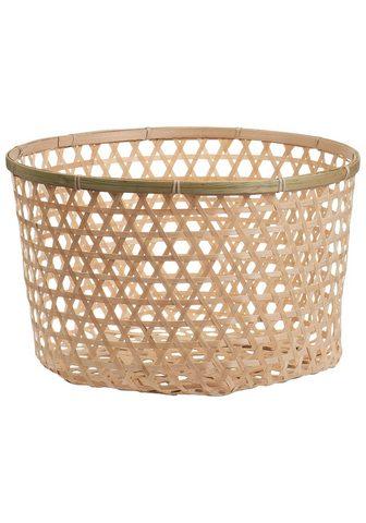 ZELLER PRESENT Zeller Krepšys »Bamboo«