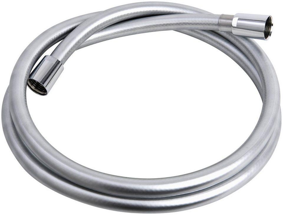 Duschbrausenschlauch »Flex Premium «, 160 cm in silberfarben