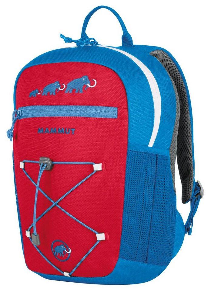 Mammut Sport- und Freizeittasche »First Zip 8 Daypack« in blau