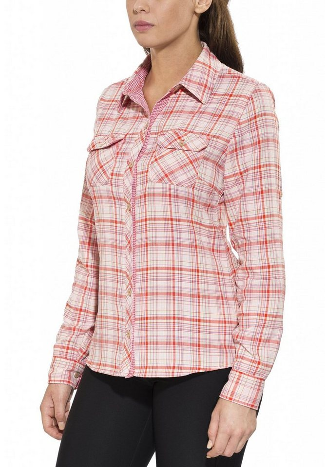 Marmot Hemd »Evelyn LS Women« in pink