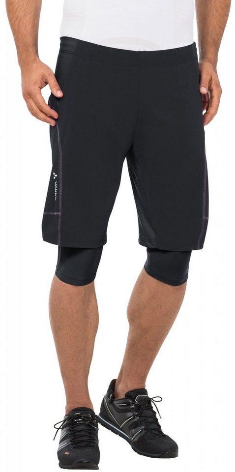 VAUDE Hose »Scopi Shorts Men« in schwarz