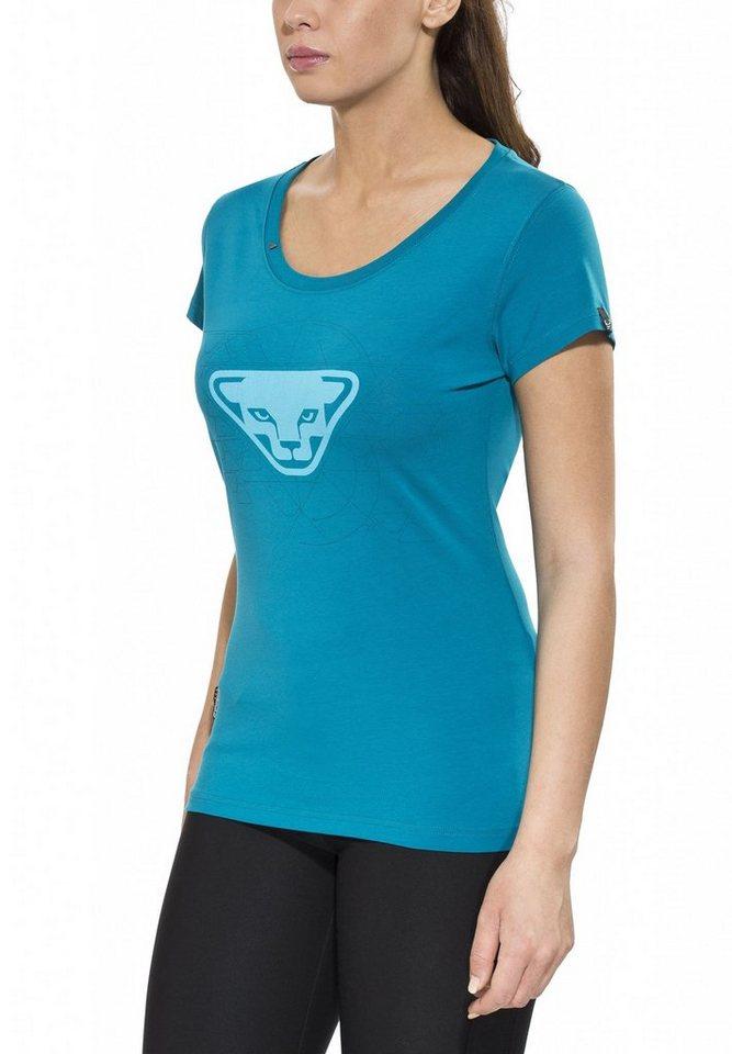 Dynafit T-Shirt »Baltoro Co Women S/S Tee« in petrol