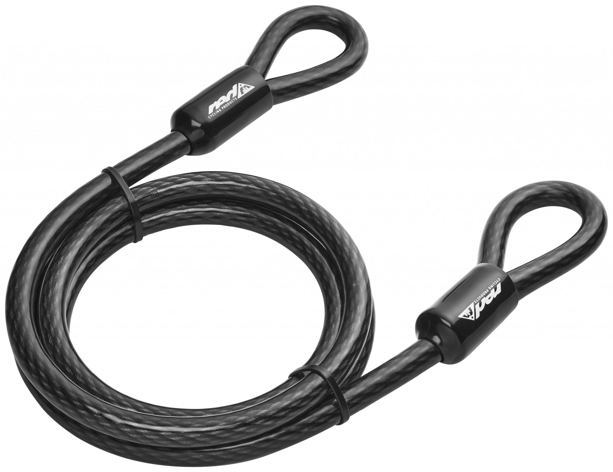 Red Cycling Products Schloss-Halter »High Secure Cable Coil Schlaufenseil«