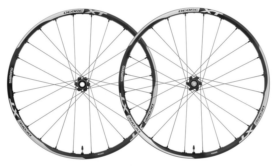 "Shimano Laufrad »Deore XT WH-M785 LRS Disc 27,5"" Center Lock«"